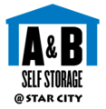 A&B Self Storage Star City logo